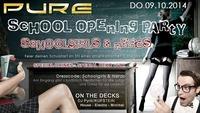 School Opening Party - Schoolgirls & Nerds