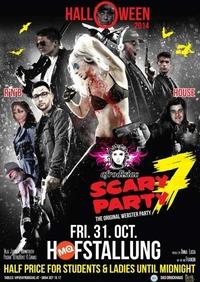 Afrodisiac - Scary Party #7