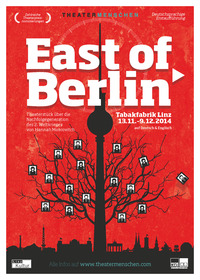 East of Berlin - Deutschsprachige Erstaufführung (PREMIERE)