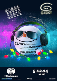 g.spot X-mas Party