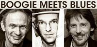 Abi Wallenstein, Joachim Palden, Michael Strasser I Boogie meets Blues