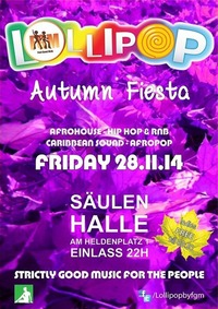 Lollipop - Autumn Fiesta