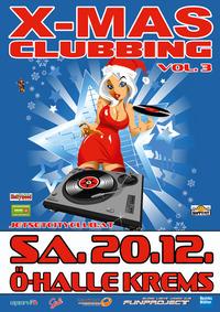 X-Mas Clubbing Krems Vol 3