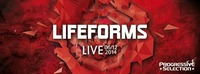 Progressive Selection pres. Lifeforms Iono Music live