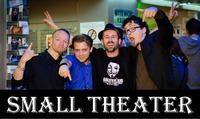 Sessionnight mit The Small Theater support: Kalon