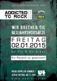 Addicted to Rock - Wir brechen die Neujahrsvorsätze
