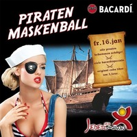 Piratenmaskenball