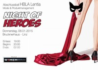 Night of Heroes - Maturaball der HBLA Lentia