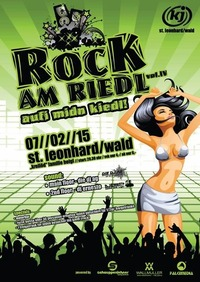 Rock am Riedl 2015 Vol. IV