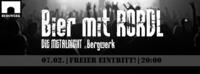 Bier Mit Rördl, die Metalnight