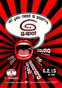g.spot - all you need is paarty