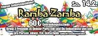 Ramba Zamba - 60 Getränkegutschein@Monte