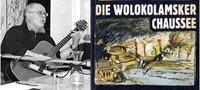 Das Deserteursdilemma - Lesung mit Musik von Heino Fischer