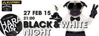 Black  White Night