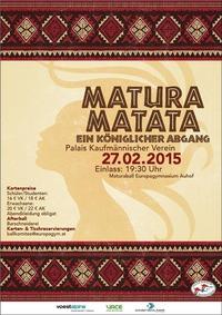 Matura Matata - Ein königlicher Abgang