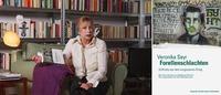 Forellenschlachten - Veronika Seyr / 33 Briefe zum jugoslawischen Drama / Literatur in der Arena Bar