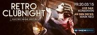 Retro Clubnight - Electro Swing Special