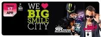 We love big Smile