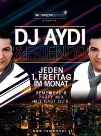 DJ Aydi & Friends