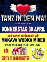 Tanz in den Mai@1-Euro-Bar