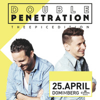 Double Penetration feat. Mc Gee (sensation White)