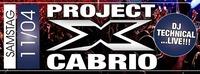 Project X-Cabrio