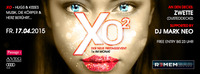 - X O - 2 - mit ZWETTE  Dusteddecks