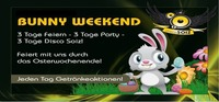 Bunny Weekend@Disco Soiz