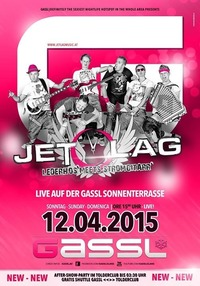 Liveband / Jetlag