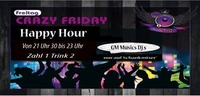 Crazy Friday@Disco Soiz