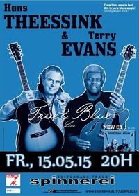 Hans Theessink & Terry Evans - True & Blue