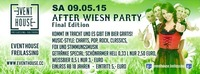 After Wiesn Party - Final Edition