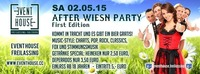 After Wiesn Party - First Edition  Event House Freilassing