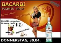 Bacardi Summer-Night