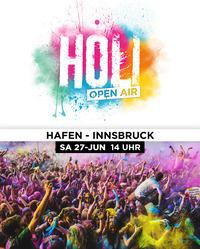 HOLI Festival der Farben Innsbruck 2015