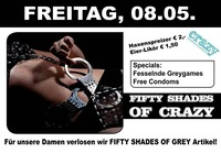 Fifty Shades of Crazy