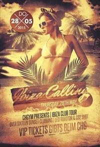 Ibiza Calling Q12 Chg - over sixteen