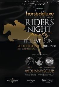 Horsedeluxe Riders Night