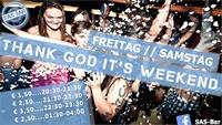Thank God it´s Weekend