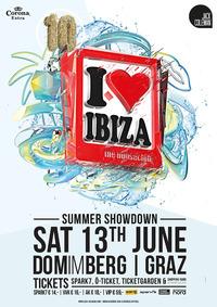 I love Ibiza - summer showdown