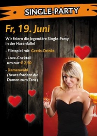 Single party freilassing