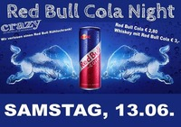 Red Bull Cola Night