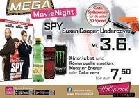 Mega MovieNight: Spy - Susan Cooper Undercover