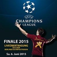 Liveübertragung Champions League Finale 2015