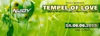 Tempel of Love - Die Single-Party N-joy Altach