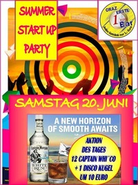 Summer Start up Party
