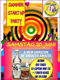 Summer Start up Party@1-Euro-Bar