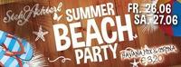 Beach Party Wochenende
