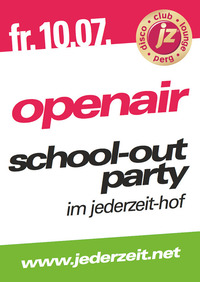 Ultimative school out party