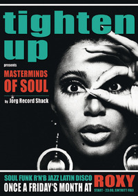 Tighten up presents Masterminds of Soul